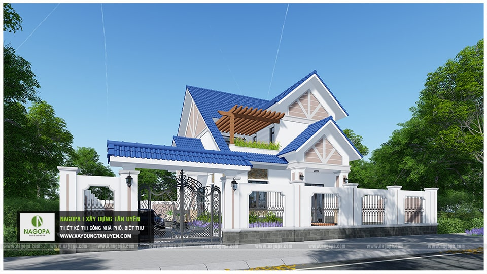 Biệt Thự Số 004 Phường Vĩnh Tân 3