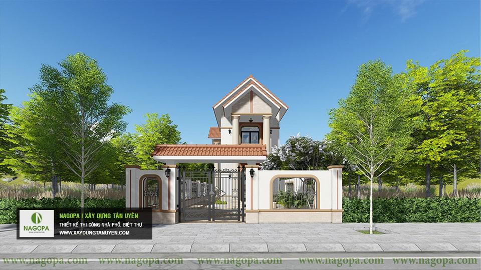 Nhà Phố Số 004 | Phường Thái Hòa 01